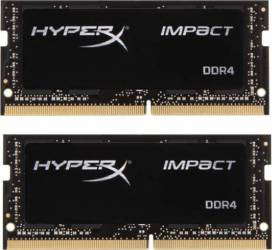 Kit Memorie Kingston HyperX Impact 2x16GB DDR4 2400MHz CL14 1.2v Dual Channel Memorii Laptop