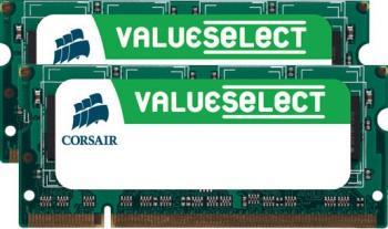 Memorie Laptop Corsair 2x2GB DDR2 800MHz Memorii Laptop