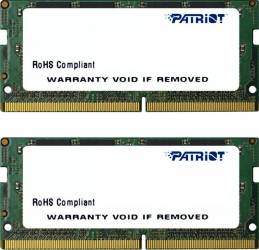 Kit Memorie Laptop Patriot Signature 2x16GB DDR4 2133MHz CL15 Dual Channel Memorii Laptop