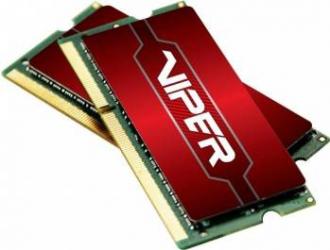 Kit Memorie Laptop Patriot Viper 2x8GB DDR4 2666MHz CL18 Dual Channel Memorii Laptop