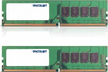 Kit Memorie Patriot Signature 2x4GB DDR4 2400MHz CL16 1.2V Dual Channel Memorii