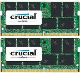 Kit Memorie Server Crucial 2x16GB DDR4 2400MHz SODIMM ECC UDIMM CL17 1.2v Dual Channel Memorii Server