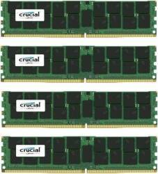Kit Memorie Server Crucial ECC LRDIMM 4x32GB DDR4 2400MHz CL17 Dual Rank x4 Quad Channel Memorii Server