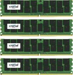 Kit Memorie Server Crucial ECC RDIMM 4x16GB DDR4 2400MHz CL17 Dual Rank x4 Quad Channel Memorii Server