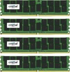 Kit Memorie Server Crucial ECC RDIMM 4x16GB DDR4 2400MHz CL17 Dual Rank x4 Quad Channel Memorii Server