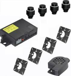 Kit Senzori De Parcare Auto Meta Active Park 4-14 Alarme auto si Senzori de parcare