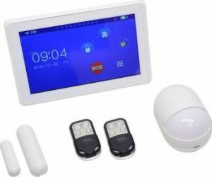 Kit Sistem de Alarma Wireless PNI PG500 comunicator GSM Kit Smart Home si senzori
