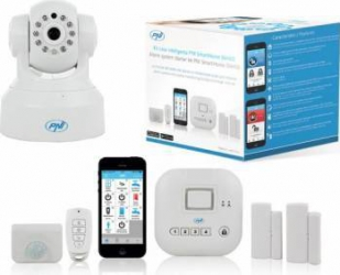Kit Smart Home PNI SM400 + SM460 Kit Smart Home si senzori