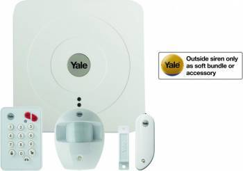 Kit Smart Home Yale SR-3200i Kit Smart Home si senzori