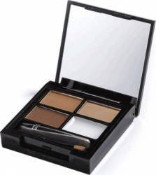 Kit Sprancene Makeup Revolution London Focus And Fix Mediu Dark