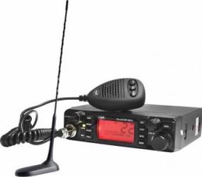 Kit Statie radio CB PNI Escort HP 9001 ASQ cu Antena CB PNI Extra 45 Statii radio