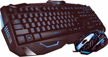 Kit Tastatura + Mouse Marvo KM400 Tastaturi Gaming