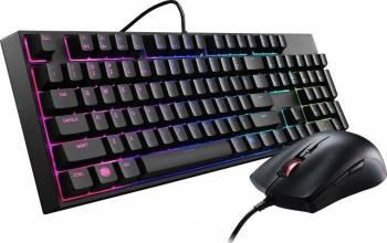 Kit Tastatura+mouse Gaming Cooler Master MasterKeys Lite L Combo Tastaturi Gaming