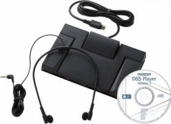 Kit Transcriere Olympus AS-2400 Accesorii Reportofoane