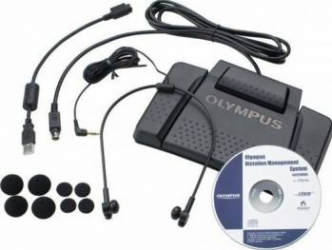 Kit Transcriere Olympus AS-7000 Accesorii Reportofoane