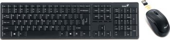 Kit Wireless tastatura + mouse Genius SlimStar 8000ME Tastaturi