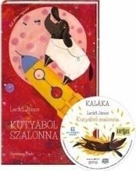 Kutyabol Szalonna + CD - Lackfi Janos