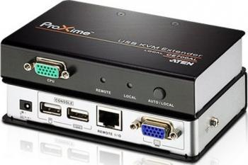 KVM Extender ATEN 1.8M USB CE700A Adaptoare TV