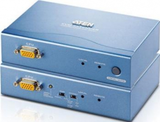 KVM Extender Aten CE252-AT-G Switch uri KVM