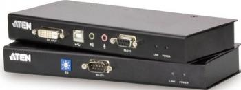 KVM Extender Aten CE600-AT-G Switch uri KVM