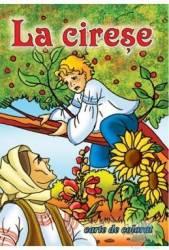 La cirese - Carte de colorat Carti