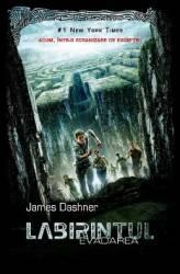 Labirintul. Evadarea. Ed.2015 - James Dashner Carti