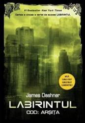 Labirintul Vol. 5 Cod Arsita - James Dashner Carti