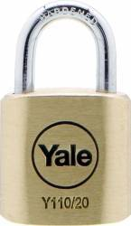 Lacat cu cheie Yale Y110201111 20mm