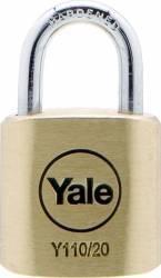 Lacat cu cheie Yale Y110301172 30mm 2 bucati