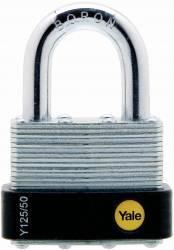 Lacat cu cheie Yale Y125401221 40mm Seifuri Lacate Feronerie