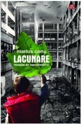 Lacunare manual de supravietuire - Marius Conu