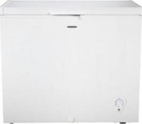 Lada frigorifica Heinner HCF-205A+ 206L A+ Alb Lazi si congelatoare