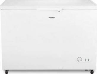 Lada frigorifica Heinner HCF-306A+ 306L A+ Alb Lazi si congelatoare