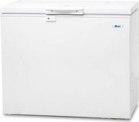Lada frigorifica LDK BD 210D Clasa A+ Capacitate 233 L Display LED Alb Frigidere Combine Frigorifice