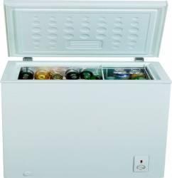 Lada frigorifica Studio Casa CF200A+ 200L A+ Alb Lazi si congelatoare