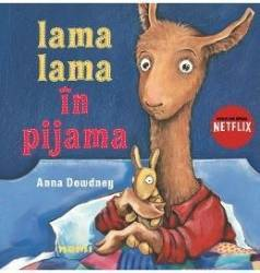 Lama Lama in pijama - Anna Dewdney