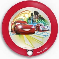 Lampa Led Philips Disney Cars cu senzor Corpuri de iluminat