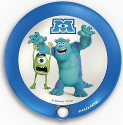 Lampa Led Philips Disney Monsters University cu senzor