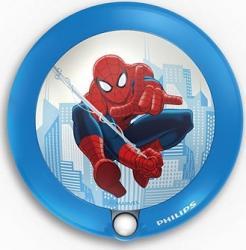 Lampa Led Philips Disney Spider-Man cu senzor Corpuri de iluminat