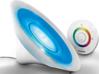 Lampa LED Philips LivingColors Aura White 16M culori 8W Corpuri de iluminat