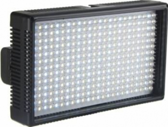 Lampa Video Hakutatz VL-312 BiColor 312 leduri 3200-5600K Accesorii Blitz uri si Lumini