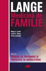 Lange - Medicina de familie - Mindy A. Smith Leslie A. Shimp Sarina Schrager Carti