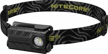 Lanterna Frontala Nitecore NU20 Negru Lanterne si Accesorii