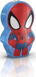 Lanterna LED Philips Disney Spider-Man Multicolora