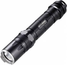 Lanterna LED Profesionala Nitecore SmartRing Tactical SRT5 Detective Neagra