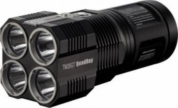 Lanterna LED Reincarcabila Nitecore TM26GT Lanterne si Accesorii