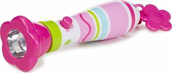 Lanterna pentru copii Pretty Petals Flashlight - Melissa and Doug Jucarii de exterior