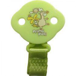 Lantisor Suzeta Primii Pasi R0546 Verde suzete si accesorii