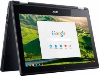 Laptop 2in1 Acer Chromebook C738T-C17E Intel Celeron Dual Core N3050 32GB 2GB HD Touch Laptop laptopuri