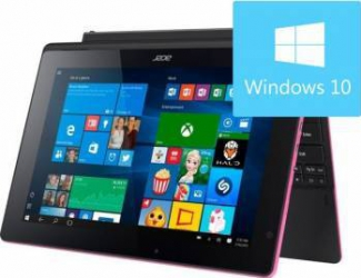 Laptop 2in1 Acer Switch SW3-016 Intel Atom x5-Z8300 500GB + 64GB 4GB Win10 WXGA IPS Laptop laptopuri